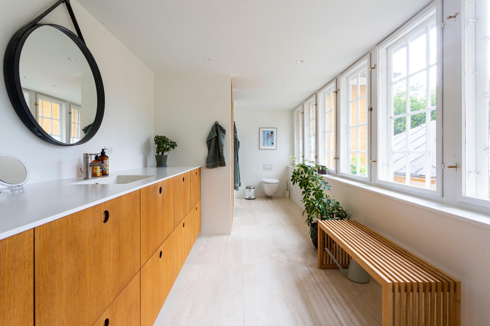 Nyt Bad Eller Renovering Af Dit Gamle Badevaerelse Byggeselskabet Nord