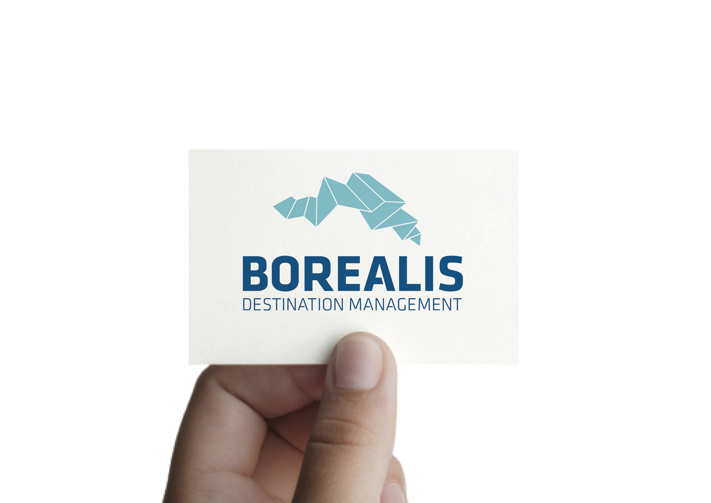 Visuel identitet til Borealis
