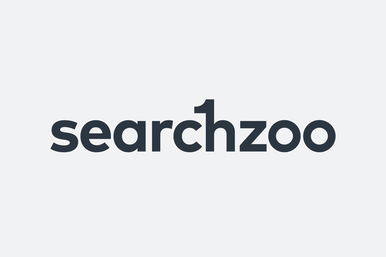 Logodesign til Searchzoo
