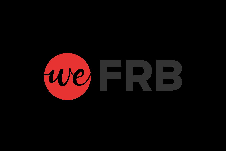 Logodesign til weFRB