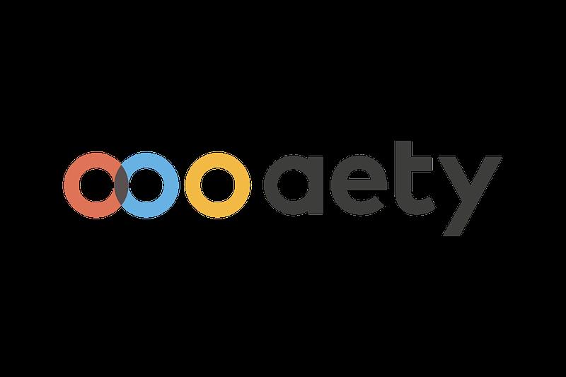 Logodesign til Aety.io