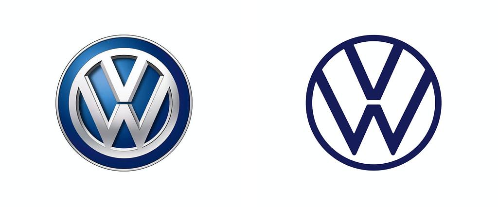 Visuel identitet til Volkswagen